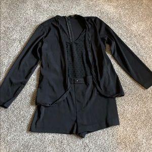 Zara one piece romper jumpsuit